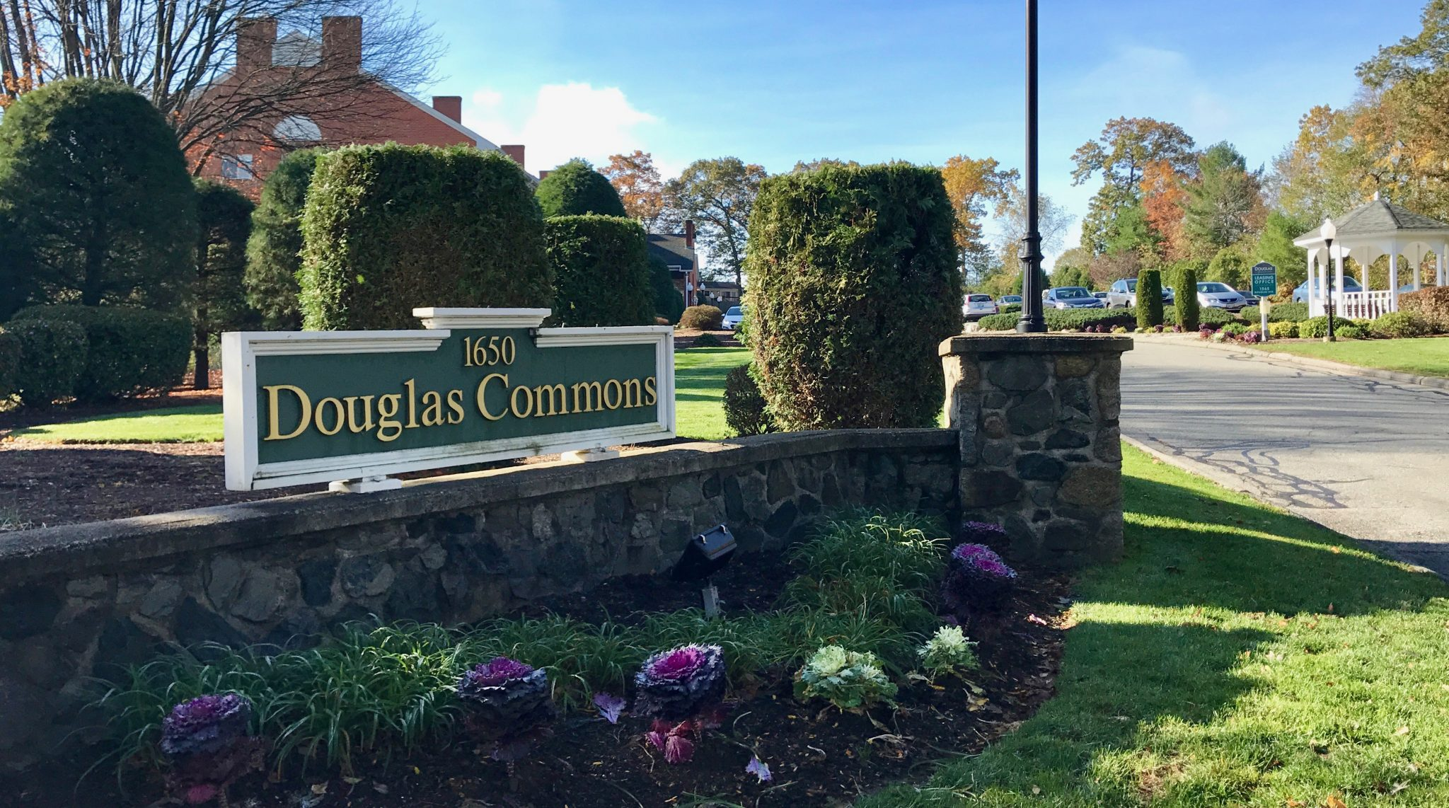 Douglas Commons in North Providence, RI