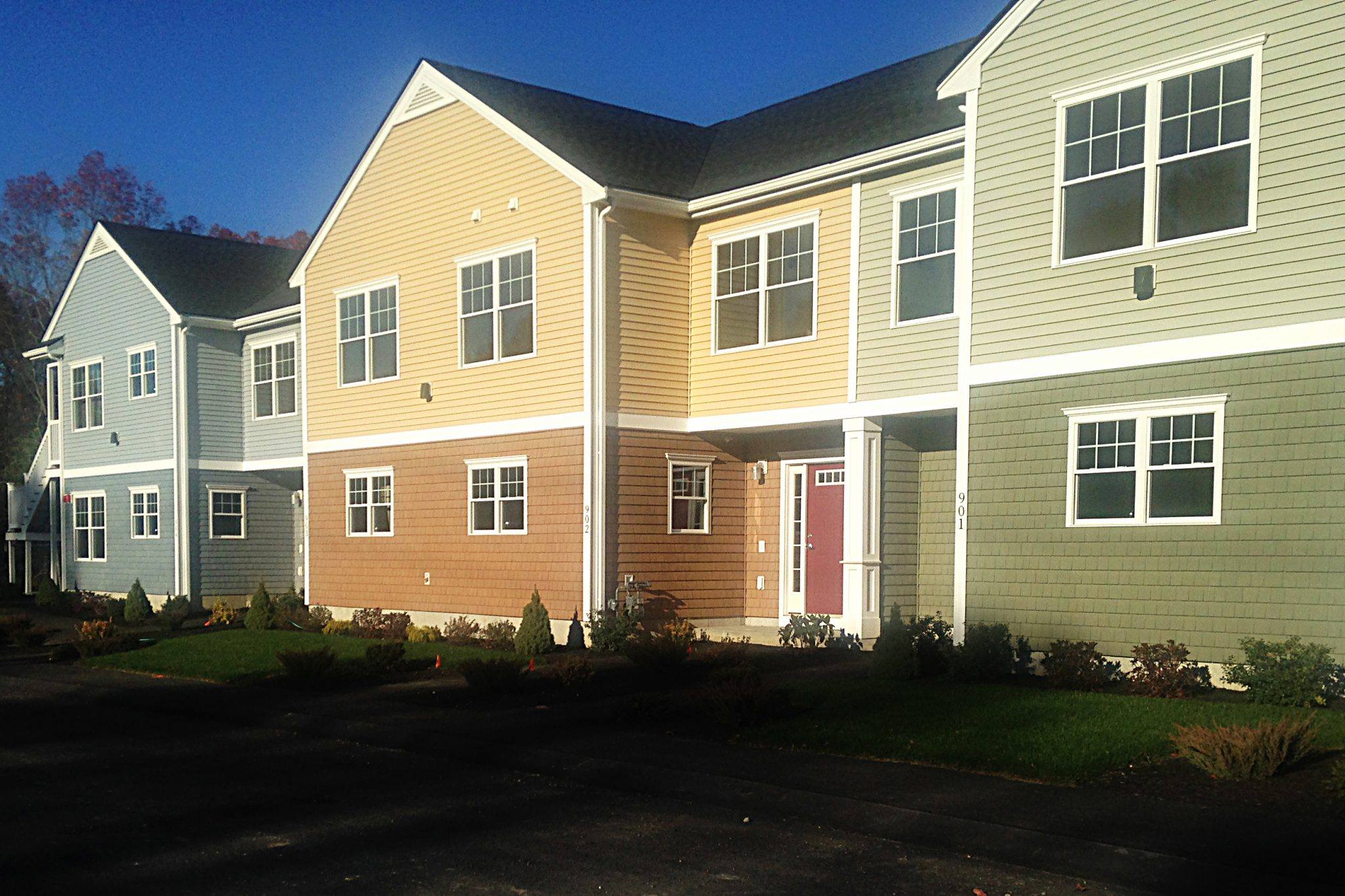 New England Apartments And Townhouses For Rent
